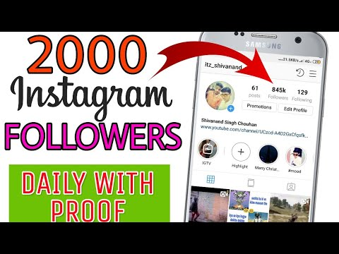Real instagram followers pro apk | Real instagram followers