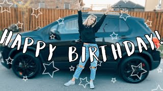 Best Birthday Gift Ever!/ I bought a new car (Chevy Trax) / chelllseaj