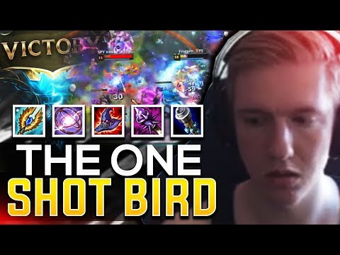 FROGGEN | THE ONE SHOT BIRDIE - How To Carry in Challenger