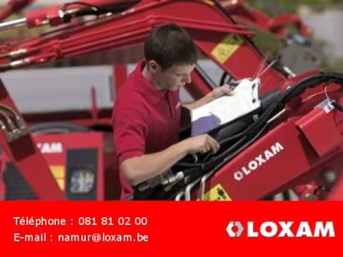 Location De Materiel Loxam 5100 Namur Youtube