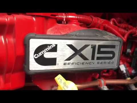 Cummins Engine X15 efficiency series 2019: A quick review