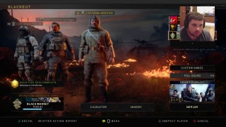 Call Of Duty: Black Ops 4 BlackOut Funny LiveStream With @Bembily