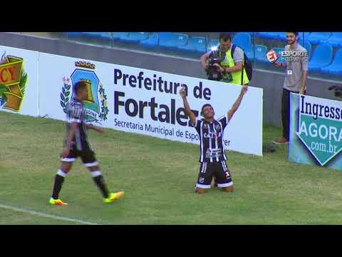 Melhores Momentos - Uniclinic 0 x 6 Ceará - Campeonato Cearense (25/03/2018)