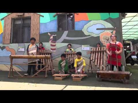 長興國小 打擊樂練習3