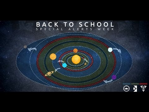 Let's Play Warframe - Back to School - Special Alerts Week - Day 6: Orokin Catalyst