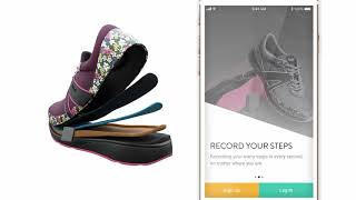 TRAQ by Alegria Smartshoes with Q-Chip Technology