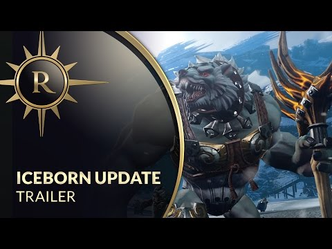 Revelation Online - Iceborn Update Trailer