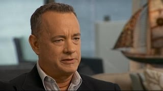 Tom Hanks Interview 2014: Why 'Captain Phillips' Star Was Terrified During Filming