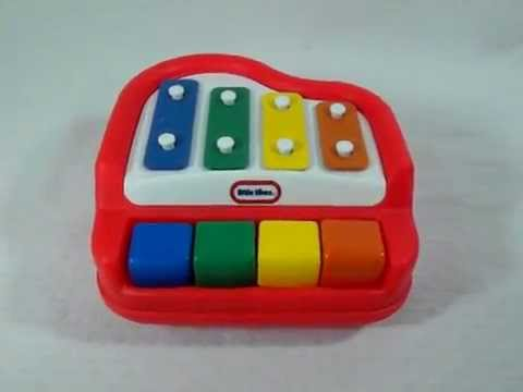LITTLE TIKES PIANO TODDLERS TOY CHILD GIFT MUSICAL BABY TOY