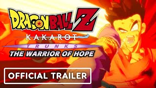 Dragon Ball Z: Kakarot - Official Trunks: The Warrior of Hope DLC Announcement Trailer