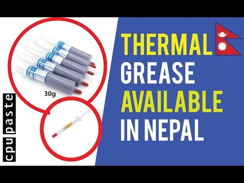 ✔ (Nepali)How to apply and remove Thermal Paste? ।। Doctorzenius