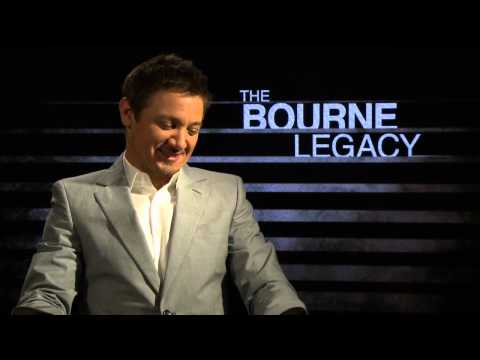 Jeremy Renner Talks about The Bourne Legacy