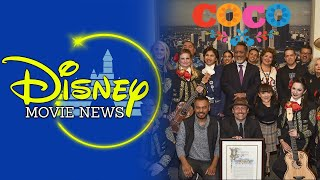 Wreck It Ralph 2 Trailer and COCO Day in LA! - Disney Movie News 102