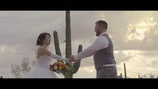 Vivian + Isaac | Tucson Wedding Film Teaser | Oasis at Wild Horse Ranch