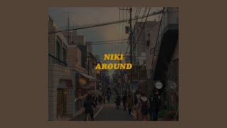 「around - NIKI (lyrics)💛」