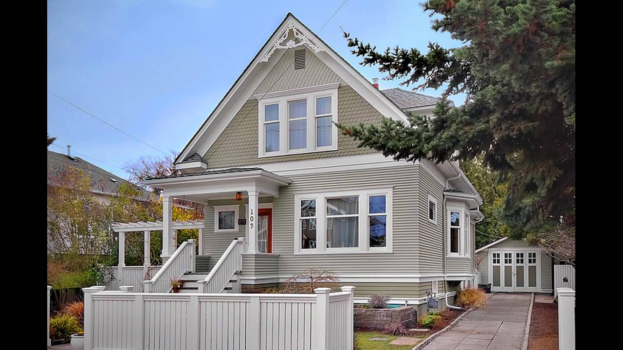 Best exterior house paint colors youtube - Best exterior color for small house ...
