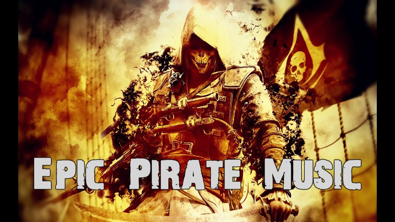 World's Most Epic Pirate Music Mix