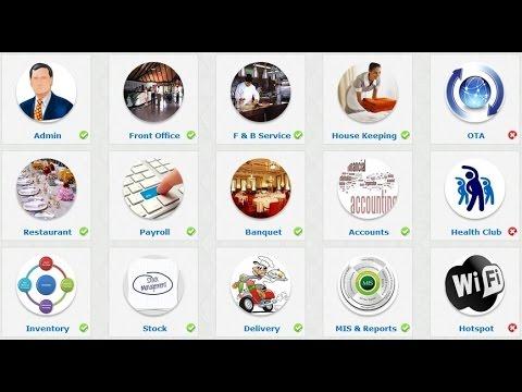 360HMS - Hotel Management Software Ver.-1.2 (2016)