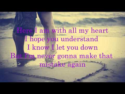Sterling Knight - What You Mean To Me - Lyrics
