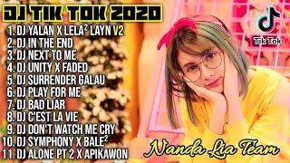 Download Mp3 Dj Tik Tok Terbaru 2020 Dj Yalan x Lela Lela Layn Full Album Remix 2020 Full Bass Viral Enak