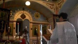 北鹿ハリストス正教会 復活大祭聖体礼儀 3 - YouTube