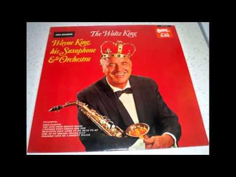 Wayne King, His Saxophone & Orchestra – The Waltz King - full vinyl album
