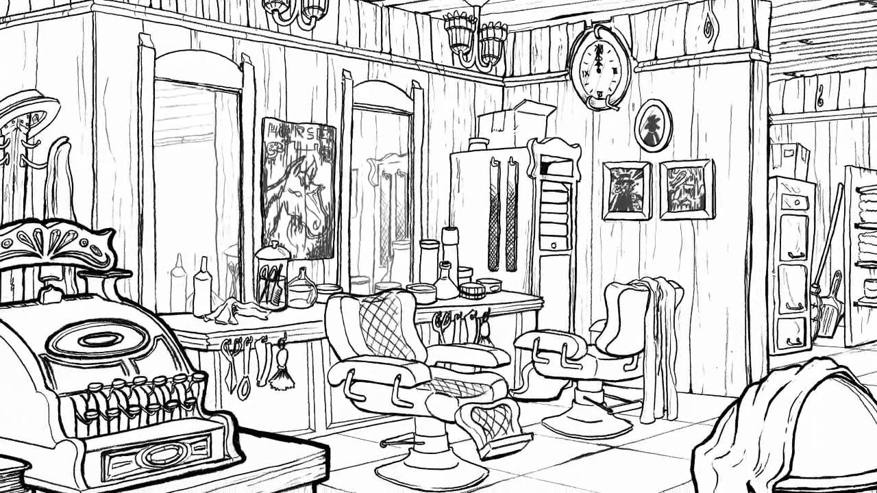 Seneca College Animation Arts 1st Year Layout Reel Youtube