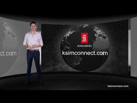 K-Sim Connect  KONGSBERGs cloud-based eLearning solution for maritime education and training