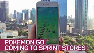 Pokemon Go to partner with Sprint, introduce new monsters
