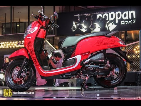 All New Scoopy 2017 Ring 12 Inch Indonesia Photo Gallery Youtube
