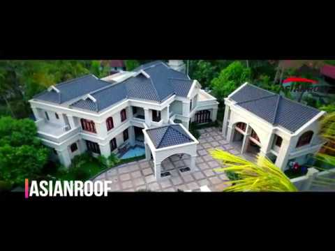 ASIANROOF  Ceramic Roof Tiles