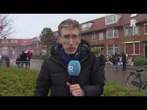Stille tocht voor Diego in Dordrecht
