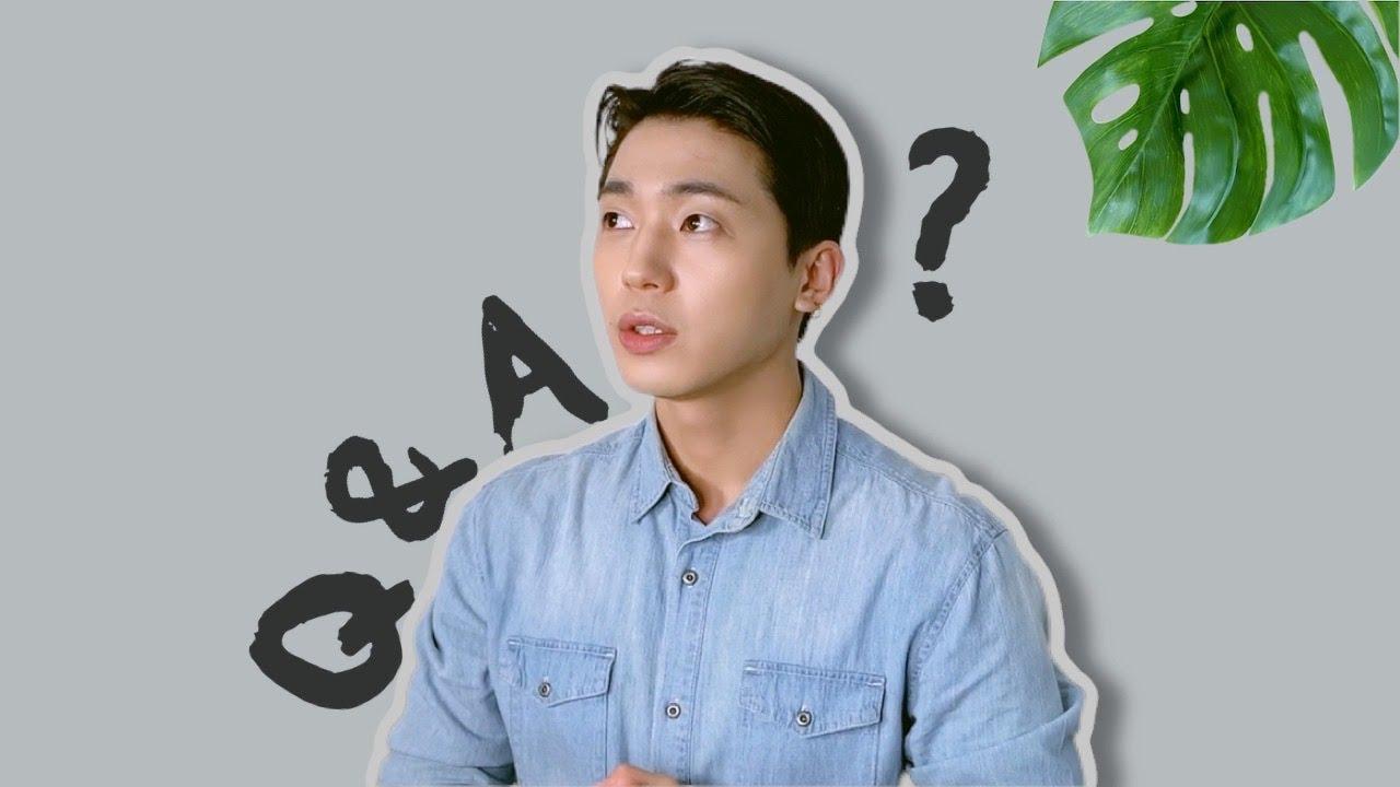 여러분들의 궁금증을 해결해드립니다! 틴탑 창조의 Q&A!