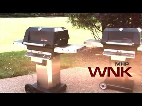 MHP Outdoor Grills Overview