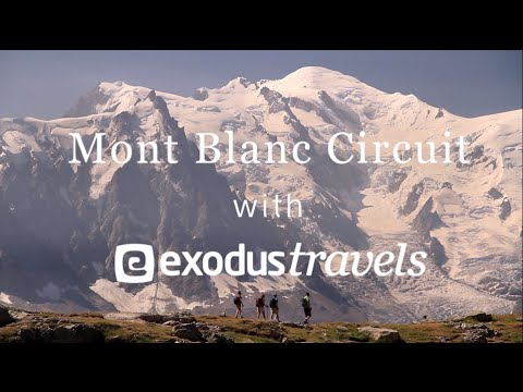 Mont Blanc Circuit with Exodus Travels