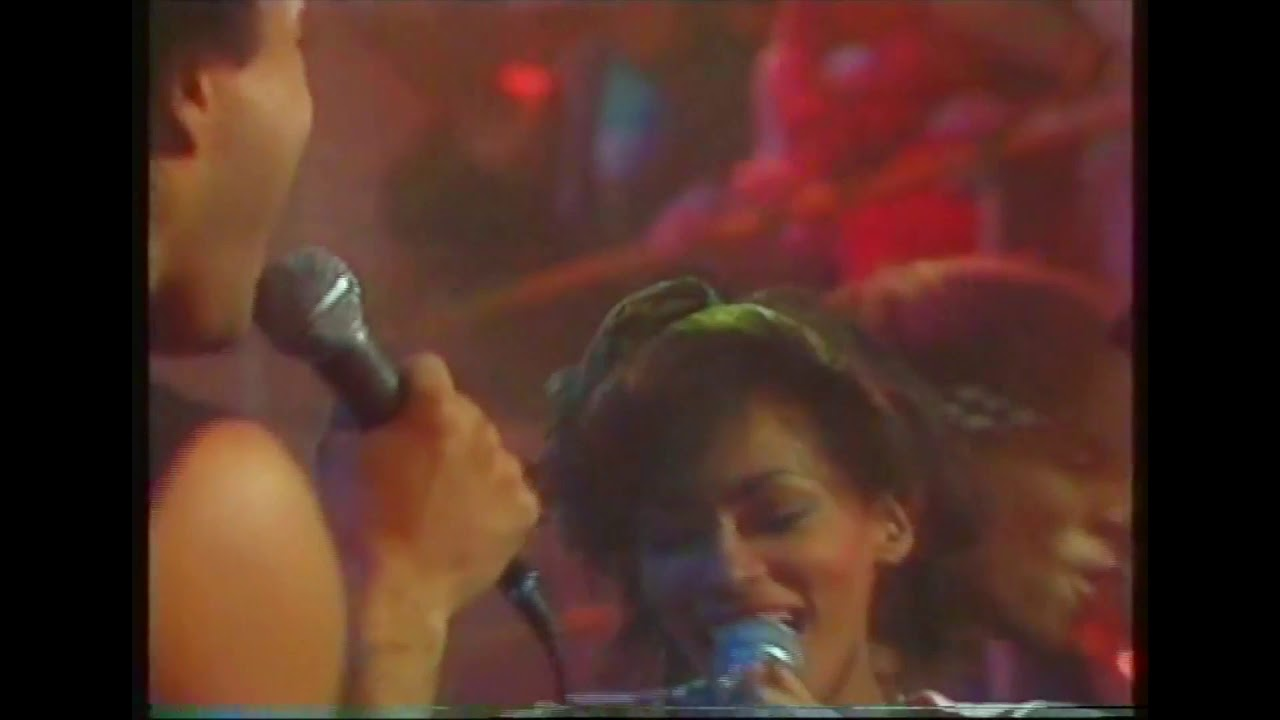 Download Shalamar - Live In concert 1982 (The Tube UK) - A Night To Remember - There It Is - Friends
