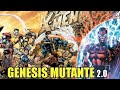 X Men, versión remasterizada. Por Chris Claremont y Jim Lee.