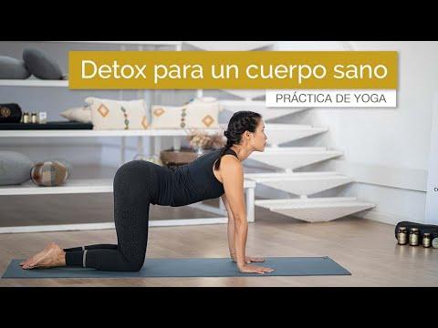 Práctica De Yoga Detox Para Un Cuerpo Más Sano (30 Min)