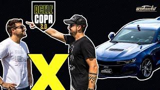 Último Round! Gerson E Cassio Fecham A Disputa Com O Novo Camaro Na Pista - Acelecopa 2.0 #4