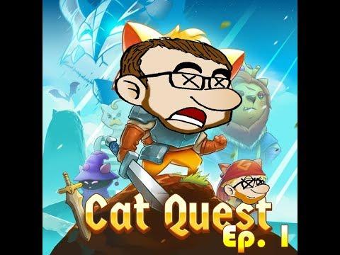 CatQuest 1 - WiFi Cat Demon |
