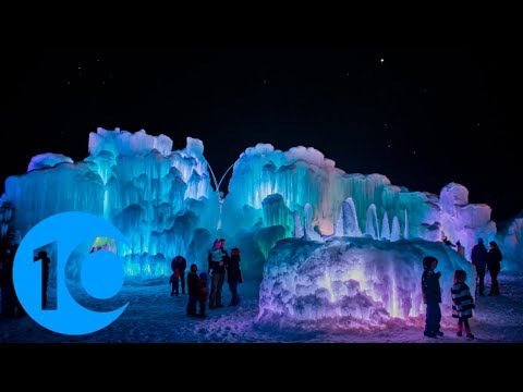 Come Play In A Giant Ice Castle This Winter