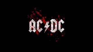 AC DC - Walk all over you GUITAR BACKING TRACK