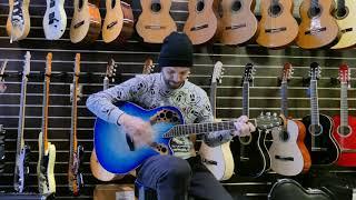 OVATION - CE48P-RG Elite Plus Acoustic Guitar Demo