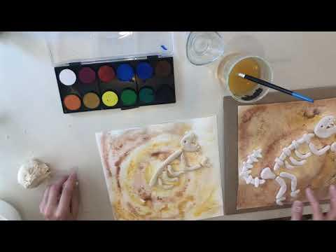ETKİ OKULLARI/ Uzaktan Eğitim Görsel Sanatlar Dersi 4 (Tuğba POLAT)