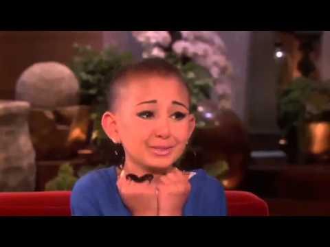 Remembering Talia on The Ellen DeGeneres Show 2013