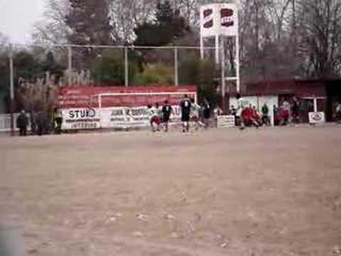 Gol de Atlético Paz