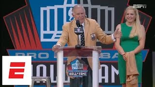 [FULL] Jerry Kramer Hall of Fame Speech | 2018 Pro Football Hall of Fame | ESPN