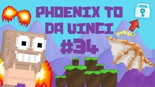 Growtopia - Phoenix To Da Vinci #34 | FISHING PROFITABLE??