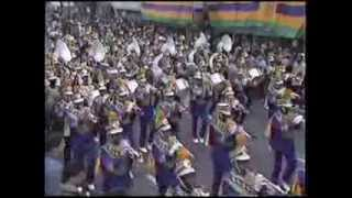 John F Kennedy Band Joy - Zulu 1989