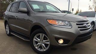 Hyundai Santa Fe 2012 Videos